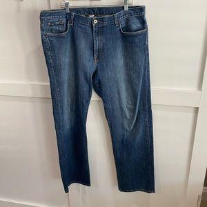 Lucky Men's BootCut Jeans 40/32